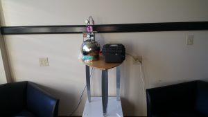LEED indoor air quality testing